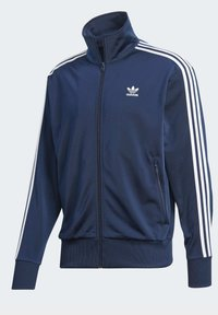 adidas Originals - FIREBIRD TRACK TOP - Bluza rozpinana - blue - 5