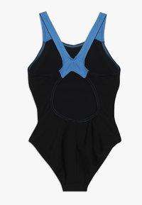 Speedo - Swimsuit - black/pool - 1