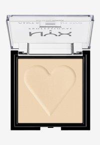 Nyx Professional Makeup - CAN'T STOP WON'T STOP MATTIFYING POWDER - Poudre - 02 light - 0