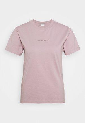 CORE FEMALE TEE CLOUD GREY - Basic T-shirt - cloud grey