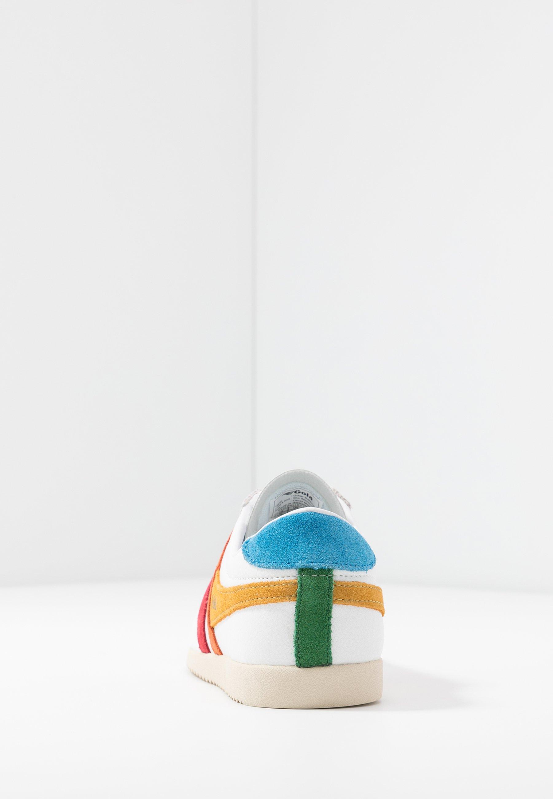 Gola BULLET TRIDENT - Joggesko - white/multicolor