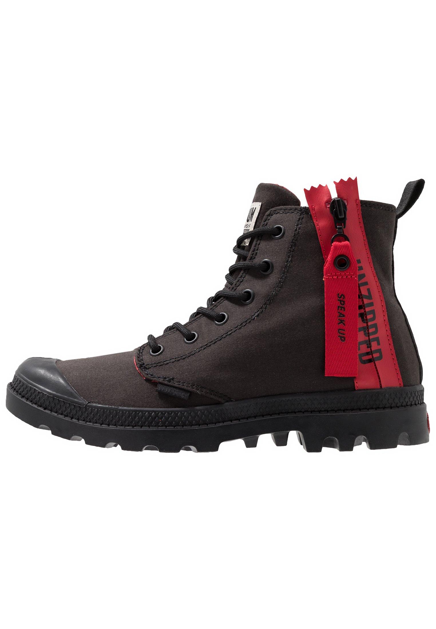 Men PAMPA UNZIP - Lace-up ankle boots