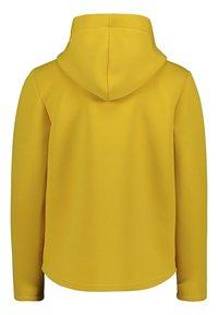 Amber & June - Sweater met rits - lemon curry - 4
