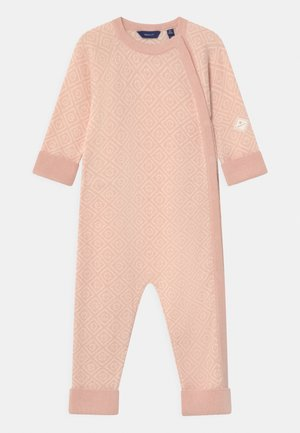 ICON COVERALL - Jumpsuit - crystal pink