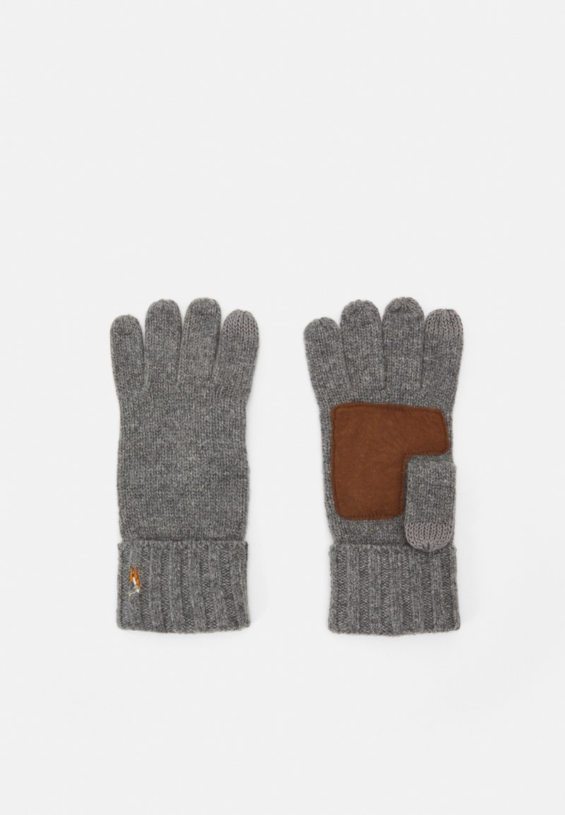 Polo Ralph Lauren - SIGNATURE - Gloves - fawn grey heather