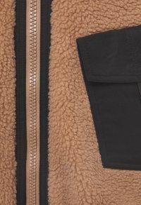 Another-Label - DORA VEST - Waistcoat - sand - 2