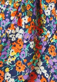 MAMALICIOUS - NURSING DRESS - Vestido informal - navy blazer/small flowers - 2