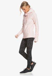Roxy - ELECT FEELIN - Fleece jacket - silver pink - 1