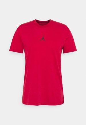 DRY AIR - Basic T-shirt - gym red/black