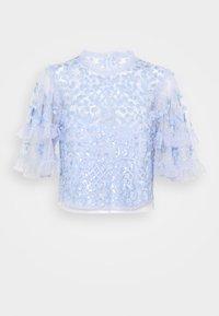 Needle & Thread - AURELIA  - Blusa - wedgewood blue - 0