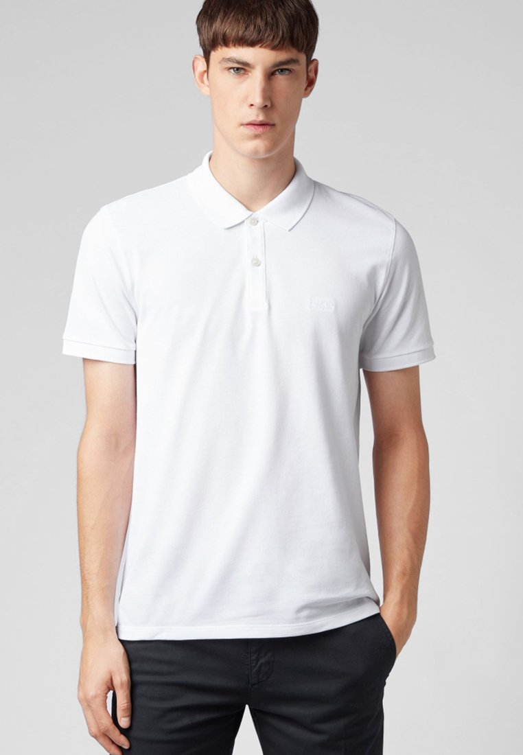 BOSS - PALLAS - Poloshirt - white