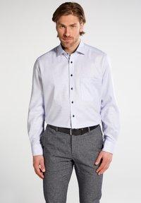 Eterna - COMFORT FIT - Formal shirt - hellblau - 0