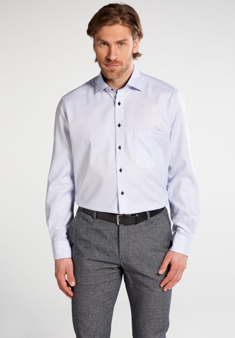 Eterna - COMFORT FIT - Formal shirt - hellblau