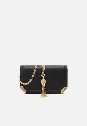 SABINA BAG - Taška spříčným popruhem - black