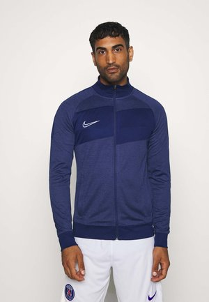 DRY ACADEMY - Training jacket - blue void/white