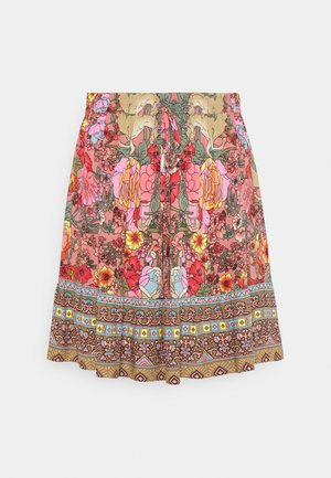 VILAVENDA  FESTIVAL SKIRT - A-line skirt - wild rose