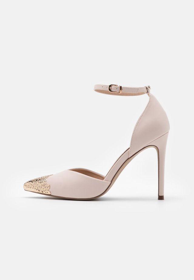JADA - Klassiska pumps - blush