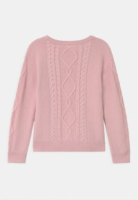 GAP - GIRL CABLE - Jumper - pure pink - 1