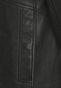 HUGO - LONUS  - Leather jacket - black - 2