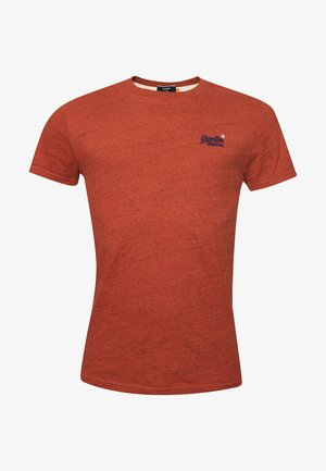 OL VINTAGE EMB  - Basic T-shirt - arizona orange grit