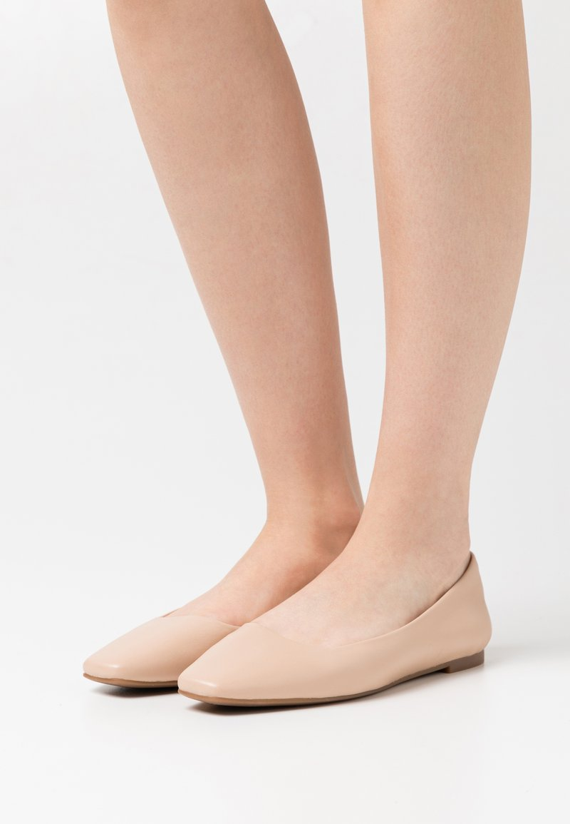 ALDO - DERITH - Ballet pumps - bone