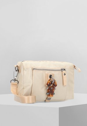 THE DROPS  - Across body bag - havanna beige