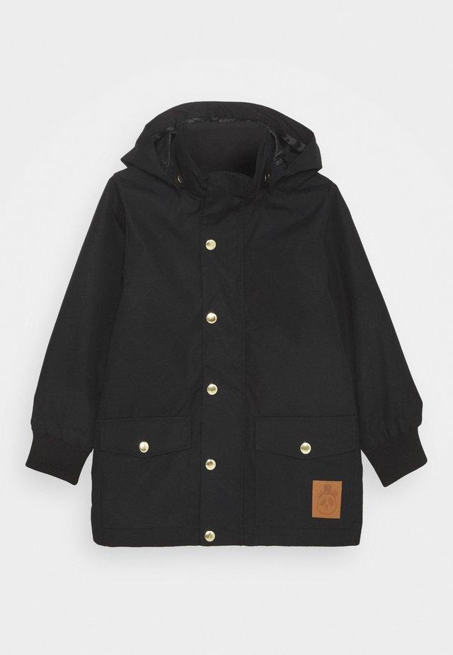 PICO JACKET UNISEX - Short coat - black