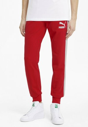 ICONIC - Pantaloni sportivi - high risk red