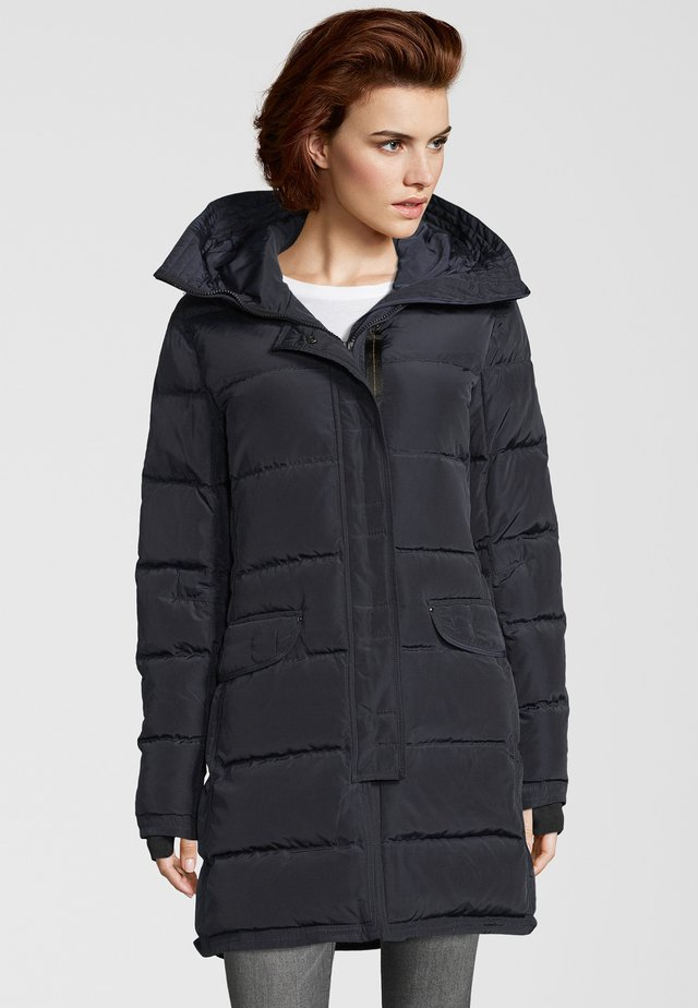 DAVOS - Down coat - navy