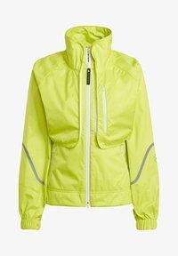 adidas by Stella McCartney - ADIDAS BY STELLA MCCARTNEY TRUEPACE TWO-IN-ONE JACKET - Training jacket - yellow - 0