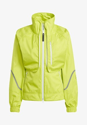 ADIDAS BY STELLA MCCARTNEY TRUEPACE TWO-IN-ONE JACKET - Training jacket - yellow