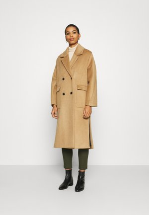 SLFELEMENT COAT - Manteau classique - tigers eye