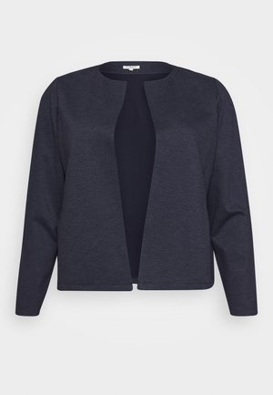 WITH PANEL POCKETS - Blazer - dark blue