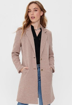 ONLCARRIE - Short coat - brown