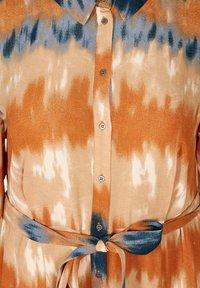 Zizzi - Shirt dress - dark blue - 3