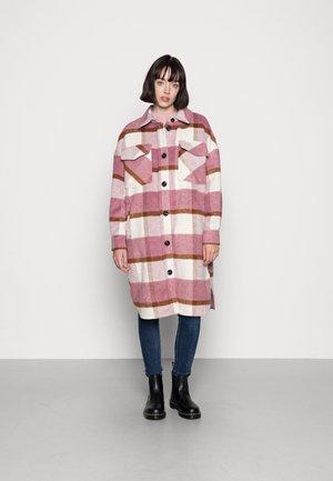VMFRIDAMARIE COAT  - Classic coat - mesa rose