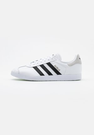 GAZELLE - Baskets basses - footwear white/core black/crystal white