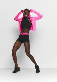 Nike Performance - Punčochy - black/fireberry/white - 1
