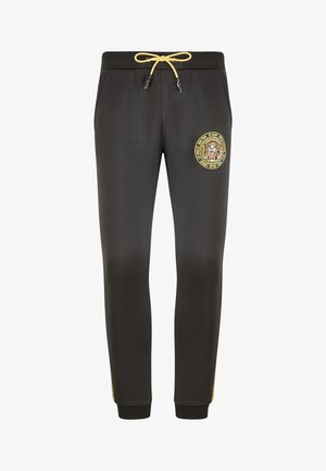 TIGER CROUCH TOUR TRACK PANT - Tracksuit bottoms - black