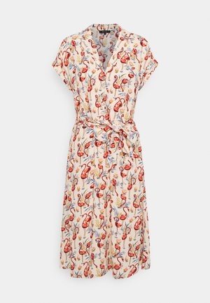 DARCY DRESS SONNY - Skjortklänning - cream
