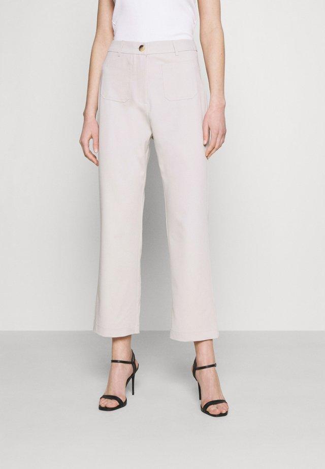 STEAM TROUSER - Pantalon classique - taupe