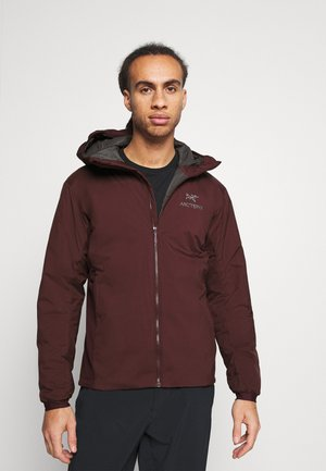 ATOM LT HOODY MEN'S - Outdoor jacket - rhapsody