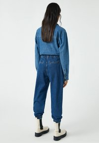 PULL&BEAR - Relaxed fit jeans - blue - 2