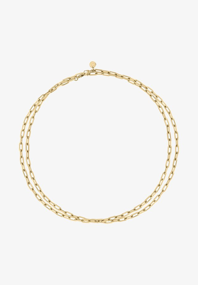 COOL TIME ACCESSOIRES BRILLENKETTE - Other accessories - gold