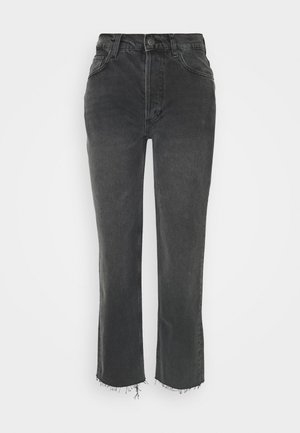 TOMMY HIGH RISE - Straight leg jeans - space odyssey