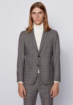 NOLVAY - Suit jacket - black