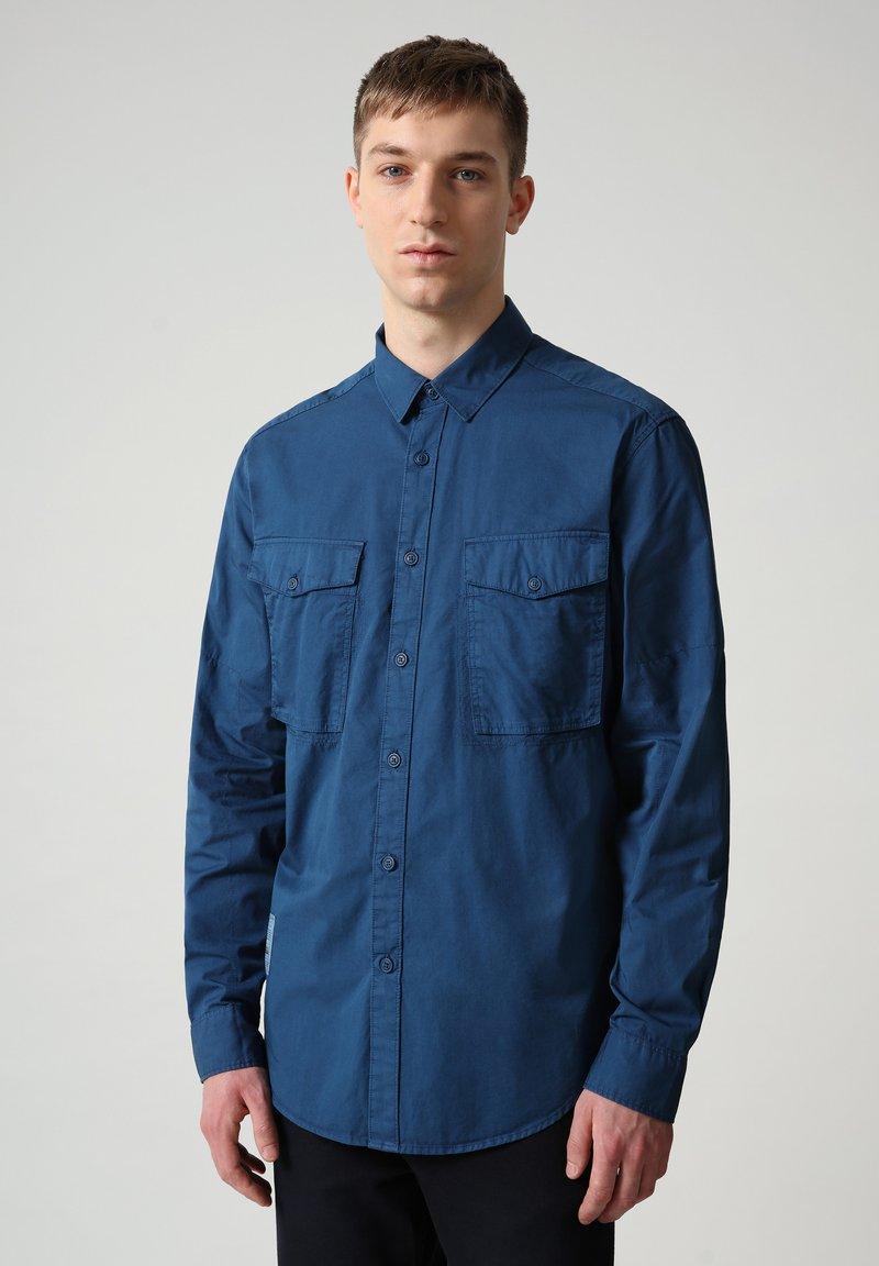 Napapijri - Shirt - poseidon blue