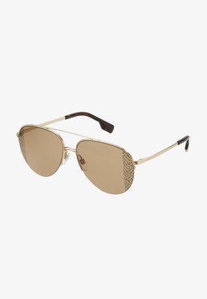 Sonnenbrille - light gold