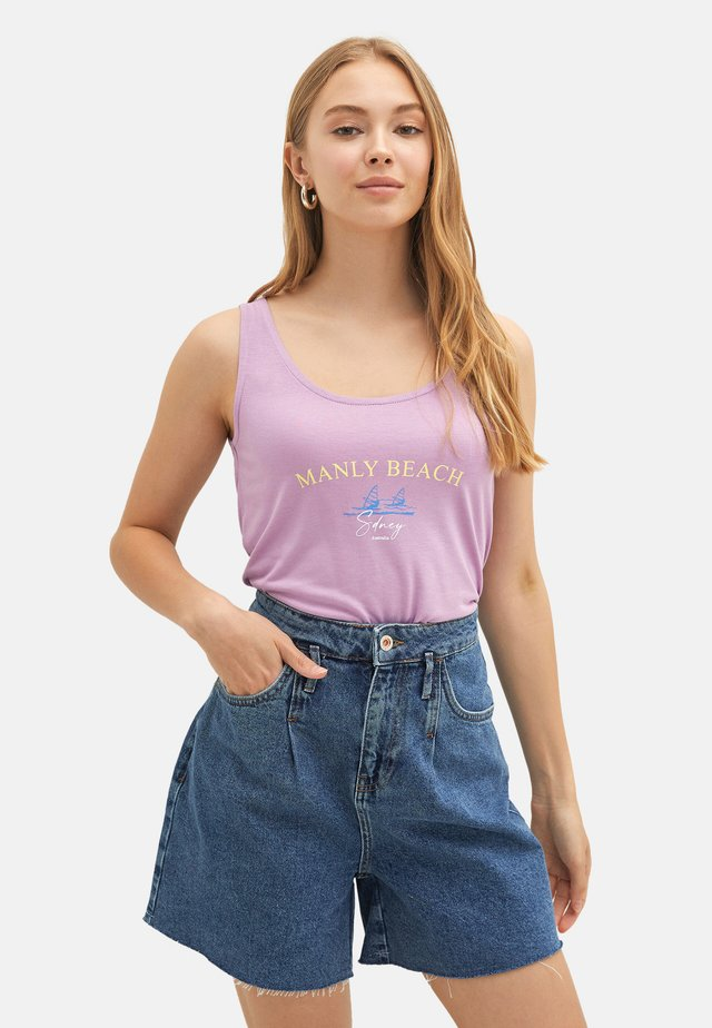 ATHLETE - Top - lilac