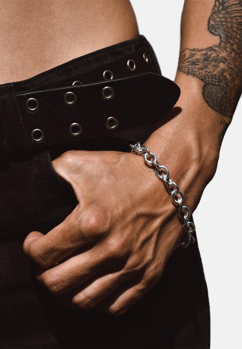 No More - CHAIN BRACELET - Bracelet - silver